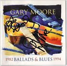 GARY MOORE Ballads & Blues PARISIENNE WALKWAYS Thin Lizzy Still Autograph SIGNED