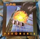 Def Leppard: 5 SHM+Pyromania/Hysteria Promo Box Japan Mini-LP New