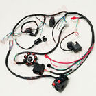 250CC 200CC ATV QUAD FULL ELECTRICS CDI COIL RECTIFIER WIRING HARNESS WIRE LOOM