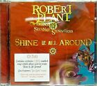 ROBERT PLANT AND THE STRANGE SENSATION 'SHINE IT ALL AROUND' 3-TRACK CD SINGLE