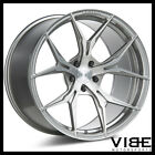 20 ROHANA RFX5 TITANIUM FORGED CONCAVE WHEELS RIMS FITS INFINITI G37 SEDAN