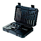 BLACK & DECKER A7216-XJ DRILLING AND SCREW DRIVING BIT SET IN CASE (32-PIECE)
