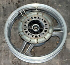 Kawasaki GPZ 750 Turbo REAR wheel rim BACK  ROTOR used oem lot  KZ750 gpz750 kz