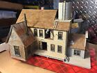 Ho scale wood built kit Bret,s Brewery by Campbell nice build job