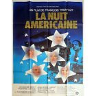 DAY FOR NIGHT Movie Poster 47x63 in 1973 Franois Truffaut Jacqueline Bi