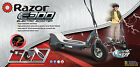 Razor E300 Electric Scooter Matte Grey Motorized Seated 24v Sweet Kid Toy New