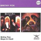 BRITNY FOX/BOYS IN HEAT NEW CD