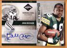 RANDALL COBB 2011 LIMITED ROOKIE RC INITIAL STEPS AUTO AUTOGRAPH 40 50 PACKERS