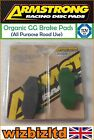 Armstrong Front GG Brake Pad CCM C-XR 230 E 2007-09 PAD230076