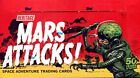 2012 Topps HERITAGE MARS ATTACKS Trading Cards Hobby 2-BOX LOT Boxes SKETCH Card
