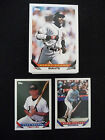 1993 TOPPS TRADED BASEBALL COMPLETE SET (132) TODD HELTON RC, NM MINT