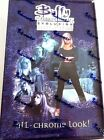 INKWORKS Buffy The Vampire Slayer EVOLUTION Card BOX Insert Cards Chrome BTVS