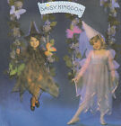 Girls Princess or Witch Dance Costume Daisy Kingdom Sz 3-8 UNCUT Sewing Pattern