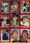 2016 Topps Limited Baseball Complete Set 11