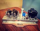 Vintage Fisher 460A Stereo Tube Amplifier