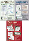 SENTIMENTS HOTP CARDMAKERS CARD QUOTES FRIENDSHIP THANK YOU CHRISTMAS