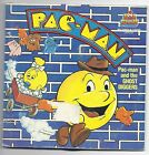 Vintage 1980's Pac-man And The Ghost Diggers Kids Stuff Book Record DBR205