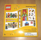 LEGO Minifiugres Stationery Set