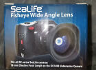 SEALIFE FISHEYE WIDE ANGLE LENS FOR UNDERWATER CAMERAS SL975 NEW IN BOX