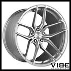 22 STANCE SF03 SILVER CONCAVE WHEELS RIMS FITS INFINITI FX