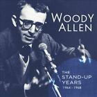 WOODY ALLEN - THE STAND-UP YEARS 1964-1968 [SLIPCASE] * NEW CD