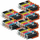 30 Ink Cartridges For Canon PIXMA PGI 250XL CLI 251XL MG5420 MG5520 MX722 MX922