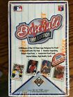 1991 Upper Deck Baseball Factory Sealed Box 3-D Team Hologram In Every Pack!