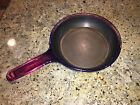 CORNING WARE VISIONS AMETHYST COLORED COOKWARE - SKILLET 6 INCH