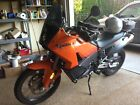 KTM: Adventure KTM 990 cc  1 female owner bought new in 08'. All stock, never off road