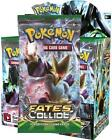 Pokemon XY Fates Collide Booster Box - Factory Sealed - Free Shipping!