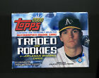 2000 Topps Traded & Rookies factory Set Sealed w MIGUEL CABRERA RC + Autograph