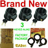 3 NEW ALLEN TREE STAND CABLE LOCKS,60