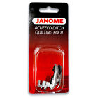Janome 7mm Acufeed Ditch Quilting Foot - Quilting, MC6600/7700