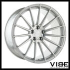 22 AVANT GARDE M615 SILVER FORGED CONCAVE WHEELS RIMS FITS INFINITI FX