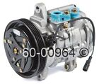 BRAND NEW GENUINE OEM DENSO AC COMPRESSOR  A C CLUTCH FOR CHEVY TRACKER