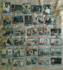 1977 Topps STAR WARS 1st Series Complete 66 Blue Trading Card Set VGC+ !