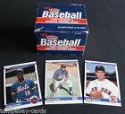 1984 Fleer Update Set 132 Cards, Clemens Rc, Puckett Rc, Gooden Rc, Key Rc, Rose