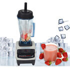 110V High Performance Commercial Fruit Smoothie Ice Blender Juice Mixer Juicer
