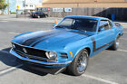 Ford Mustang Boss 302 1970 ford mustang boss 302 100 miles fastback