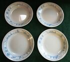 SET OF 4 CORNING CORELLE FIRST OF SPRING 6 3/4