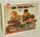 One Direction Up All Night Taiwan Ltd CD+6 Cards w/BOX