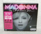 Madonna The Confessions Tour 2007 Taiwan Ltd DVD+CD Digipak
