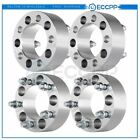 4 Pcs 2 5x45 to 5x45 Wheel Spacers Bolt 1 2x20 For 1991 2018 Ford Explorer