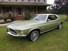 Ford Mustang 1969 mustang grande with 74 000 orig miles 85 orig paint garaged and unmolested