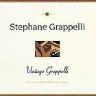 Vintage Grappelli New Music