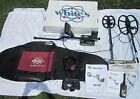 Whites MXT PRO PACKAGE w/ 2 SEF COILS ~Pinpointer ~Carry Case Metal Detector ++