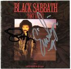 BLACK SABBATH Seventh Star GLENN HUGHES Eric Singer Deep Purple Autograph SIGNED