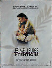 1992 BEST INTENTIONS Ingmar Bergman Bille August French 47x63 movie poster