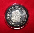 American Eagle 1 Oz Silver Coin Uncirculated in Hard Plastic Proof Case