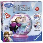 Disney Frozen 'Sisters Forever' 72 Piece Ball Jigsaw Puzzle Game Brand New Gift